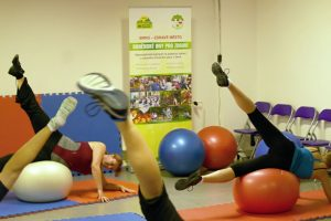 Gym Ball PILATES