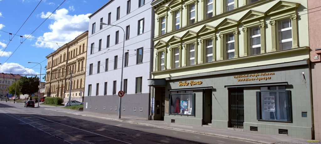 Studio Bianca, Vranovská 19, Brno